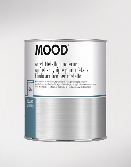 Acryl-Metallgrundierung