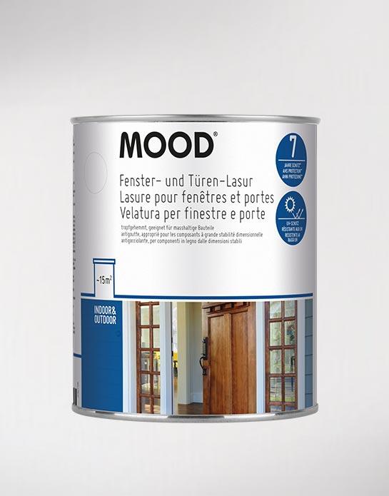 Fenster- und Türen-Lasur