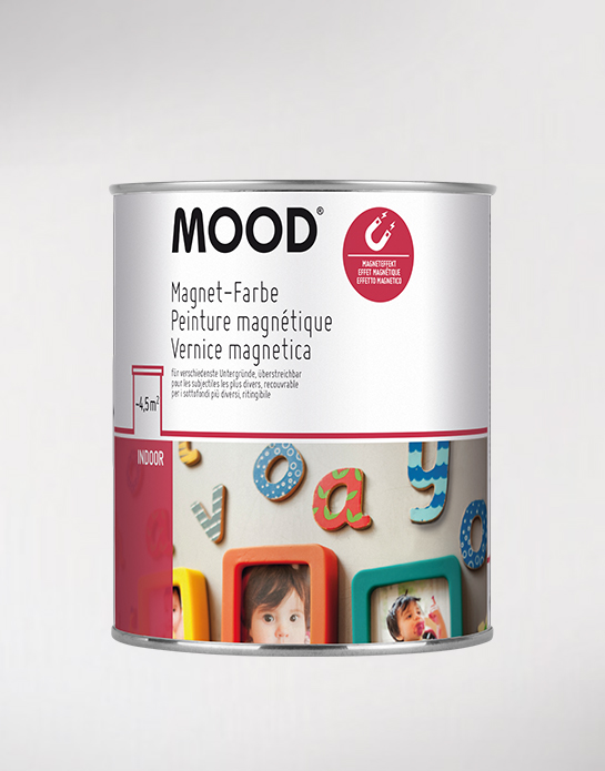Magnet-Farbe