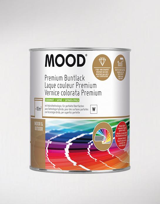 Premium Buntlack MIX