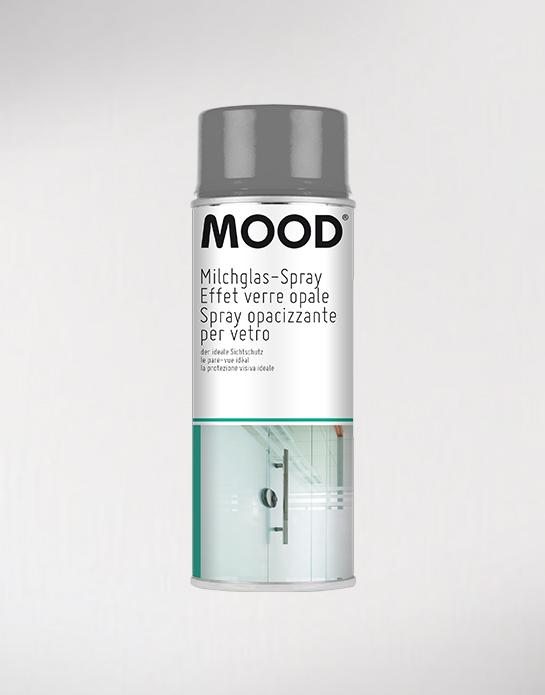 Milchglas-Spray