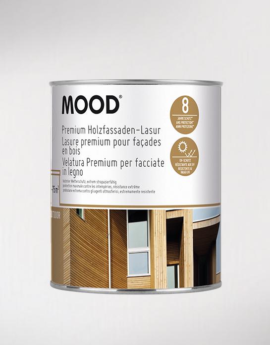 Premium Holzfassaden-Lasur