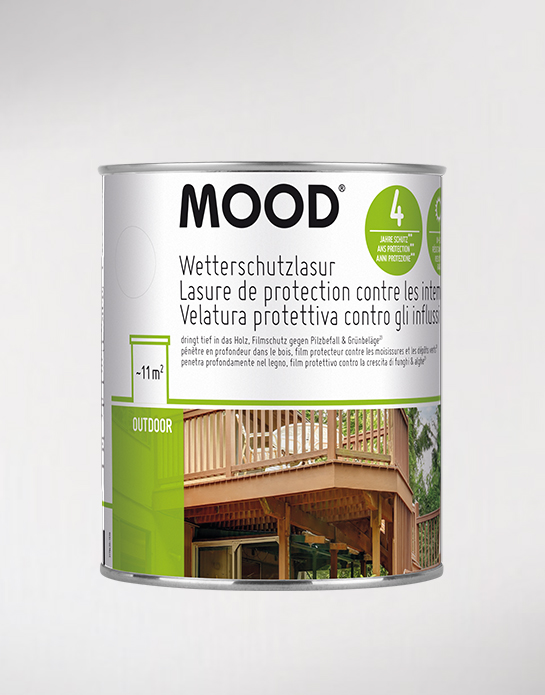 Wetterschutzlasur